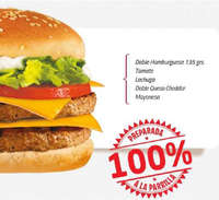 Productos - Hamburguesas y Hotdogs