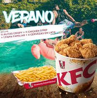 nuevos KFC