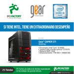 Ofertas de PC Factory, línea Gear Desktop