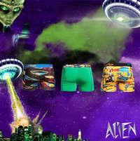 línea alien