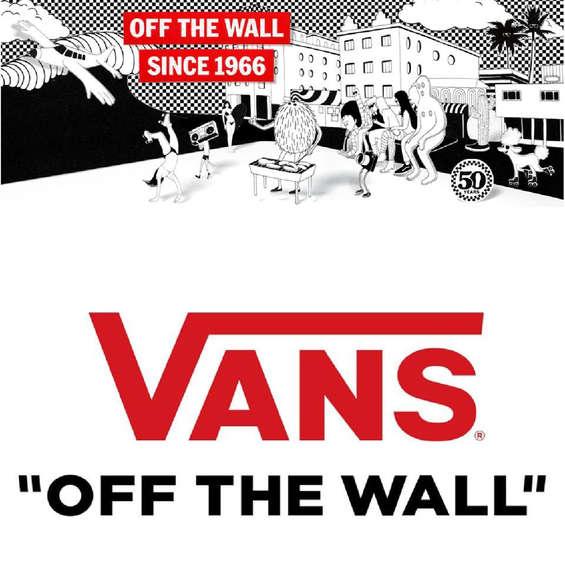 Ofertas de Vans, Colección de zapatillas