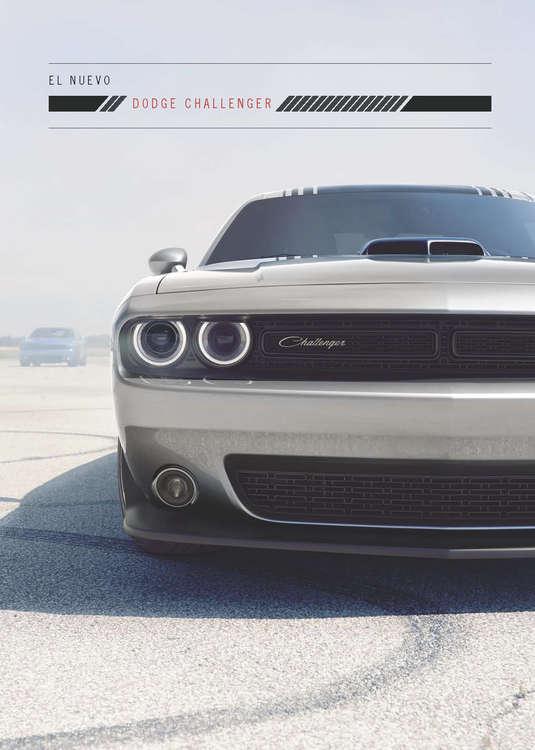 Ofertas de Dodge, Nuevo Dodge Challenger