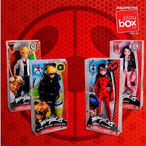 Ofertas de Play Box, novedades
