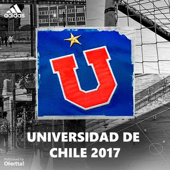 Ofertas de Adidas, Universidad de Chile 2017