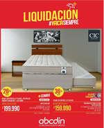 Ofertas de ABCDIN, Liquidación