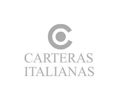 Catálogos de <span>Carteras Italianas</span>