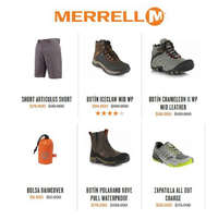 Sale Merrell