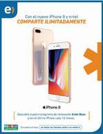 Ofertas de Entel, Nuevo iPhone 8