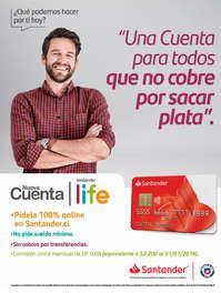 Santander Life