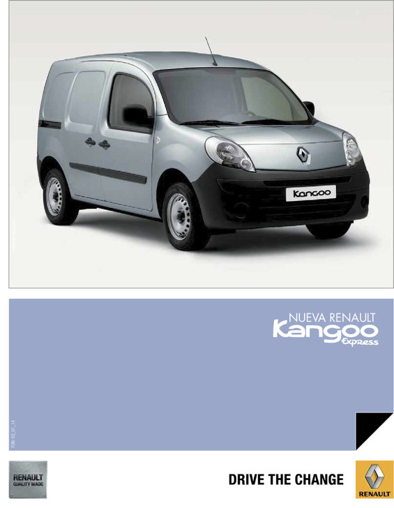 Ofertas de Renault, Renault Kangoo espress