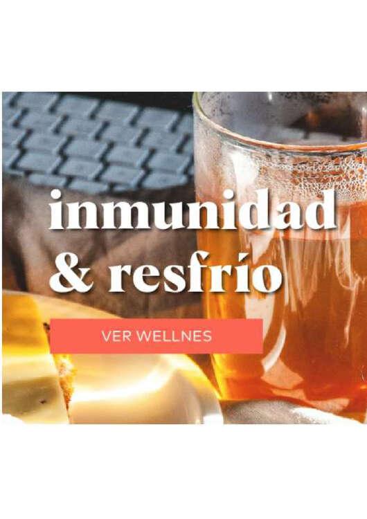Ofertas de Adagio Teas, Inmunidad y resfrio