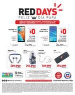 Ofertas de Claro, Red Days Felíz Día Papá