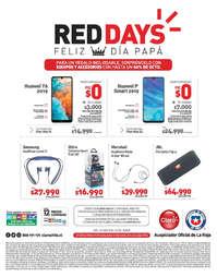 Red Days Felíz Día Papá