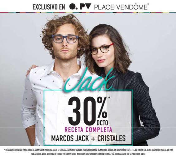 Ofertas de Place Vendome, marcos jack + cristales