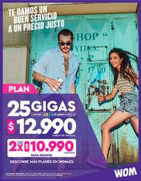 Plan 25 Gigas