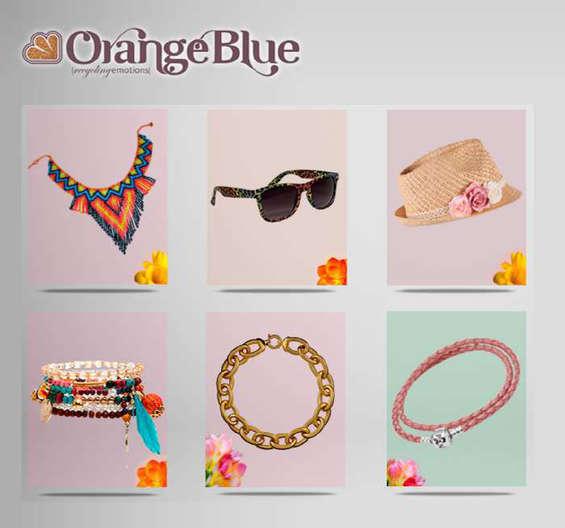 Ofertas de Orange Blue, línea accesorios