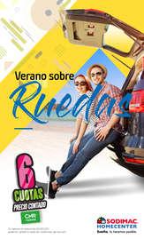 Verano Sombre Ruedas