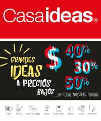 Grandes ideas a precios bajos