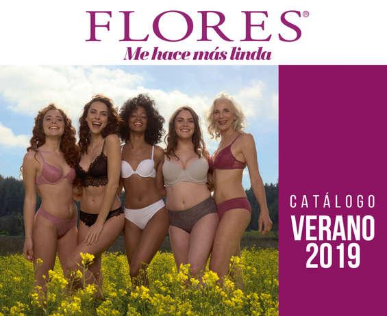 Ofertas de Flores, Verano 2019