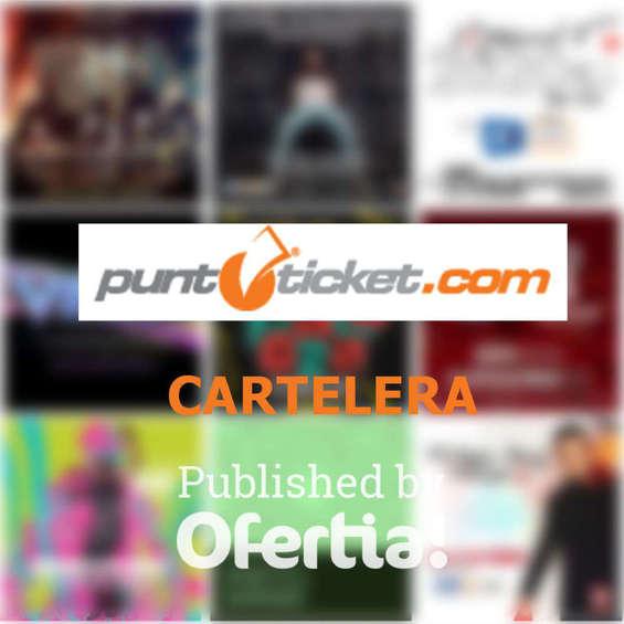 Ofertas de Punto Ticket, Cartelera