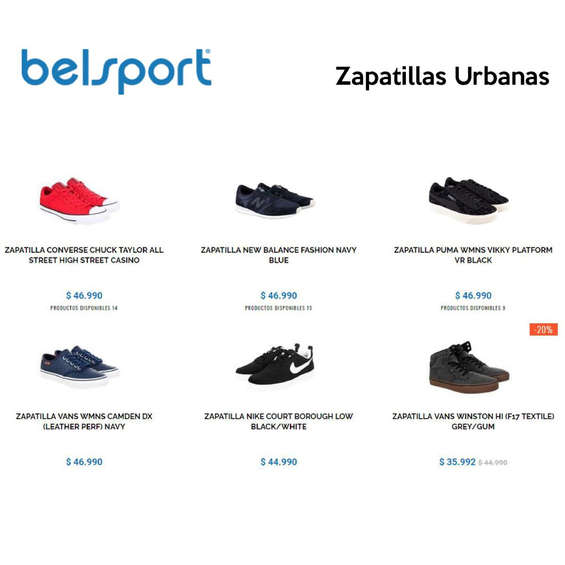 zapatillas new balance viña del mar