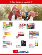Ofertas de Farmacias Ahumada, salud y bienestar