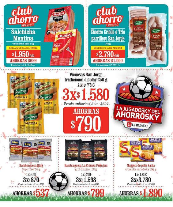 Ofertas de Unimarc, La Magia del Ahorro