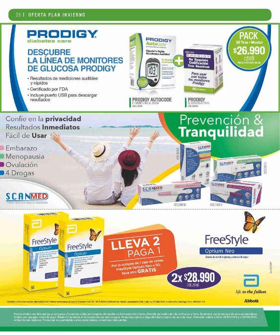 test drogas farmacia cruz verde