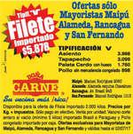 Ofertas de Doña Carne, ofertas por barrio