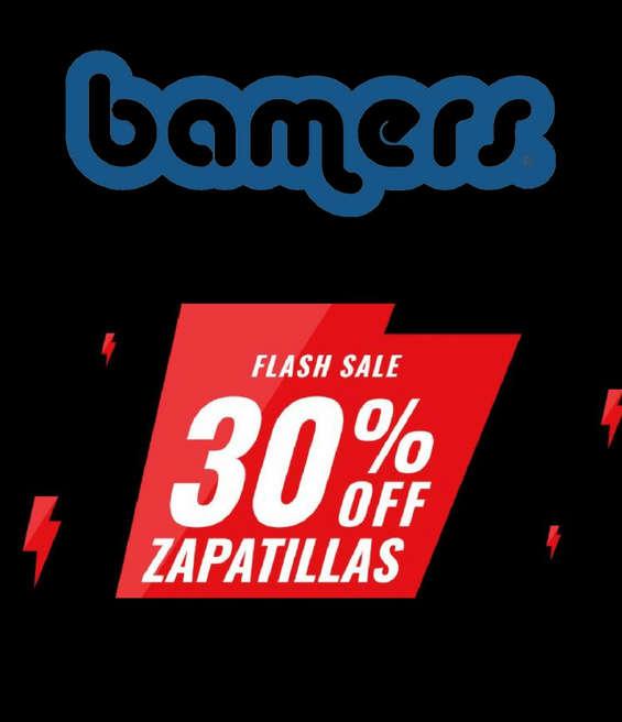 Ofertas de Bamers, 30% OFF zapatillas