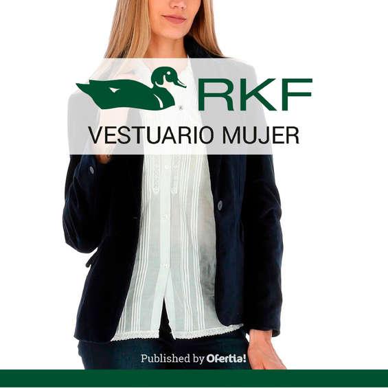 Ofertas de Rockford, Vestuario Mujer