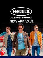 Ofertas de Ferouch, New Arrivals