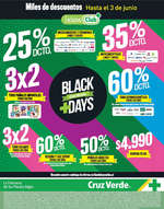 Ofertas de Cruz Verde, Black Days