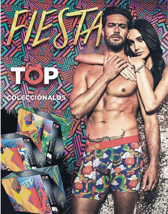 Ofertas de Top Underwear, Fiesta Top