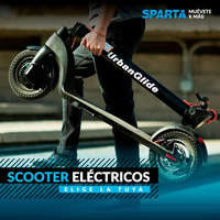 E-Scooter Ride 100