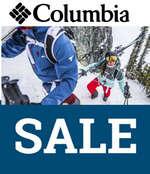 Ofertas de Columbia, Sale