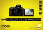 Ofertas de Nikon, Nikon D5500