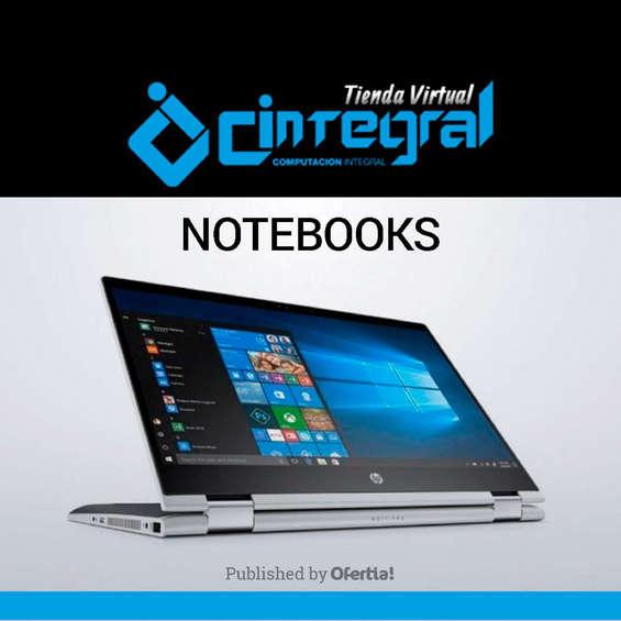 Ofertas de Cintegral, Notebooks