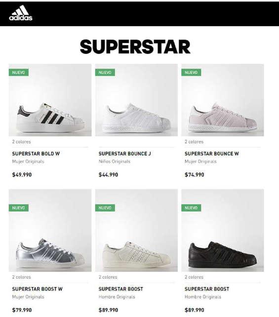 Ofertas de Adidas, superstar