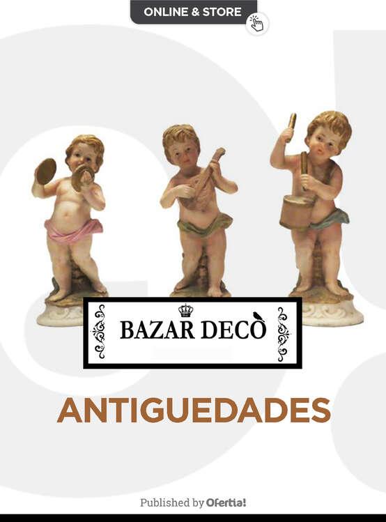 Ofertas de Bazar Deco, Antiguedades