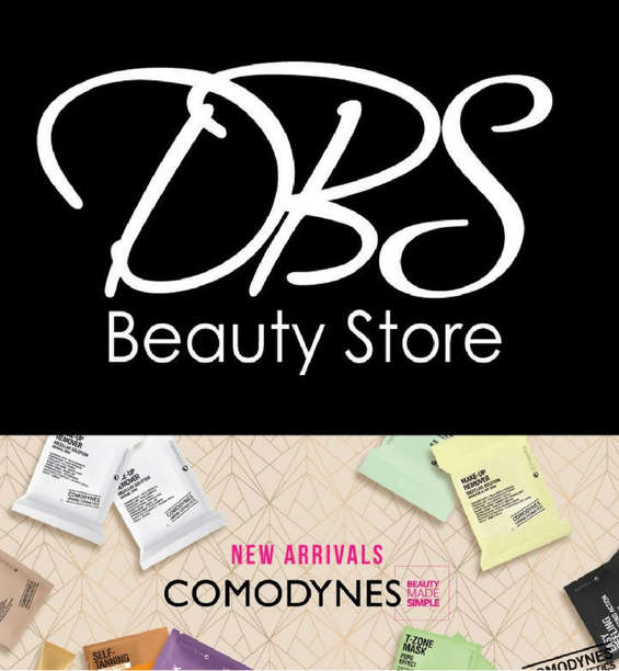 Ofertas de DBS Beauty Store, New Arrivals
