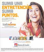 Ofertas de BancoEstado, Suma Puntos