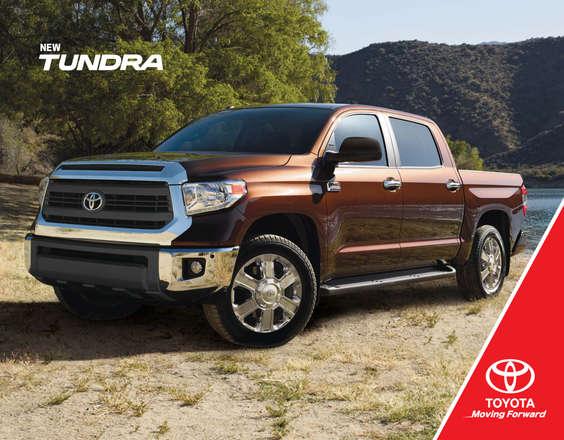 Ofertas de Toyota, New Tundra