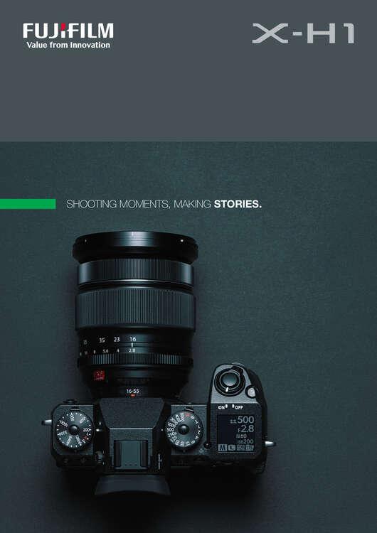 Ofertas de Fujifilm, X h1