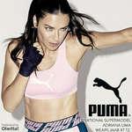 Ofertas de Puma, Adriana Lima