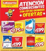 Ofertas de La Caserita, Atención comerciantes