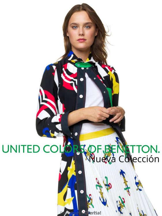 Ofertas de Benetton, Nueva Colección