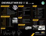 Ofertas de Chevrolet, NKR-512 E5