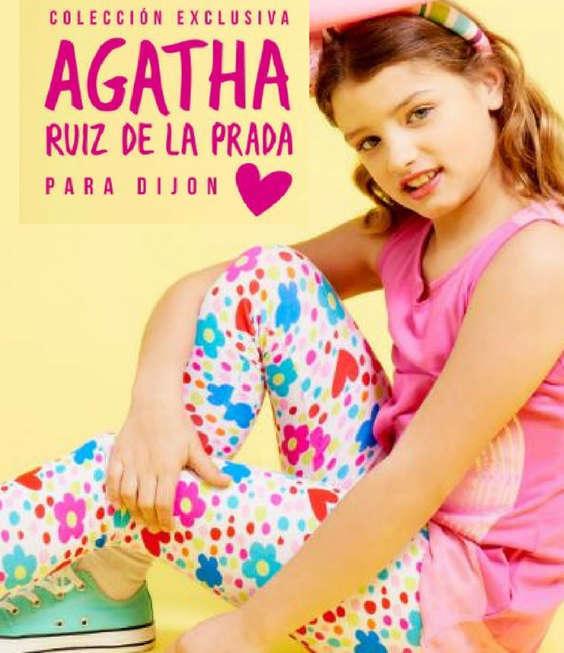 Ofertas de Dijon, Colección Niña Agatha Ruiz de la Prada