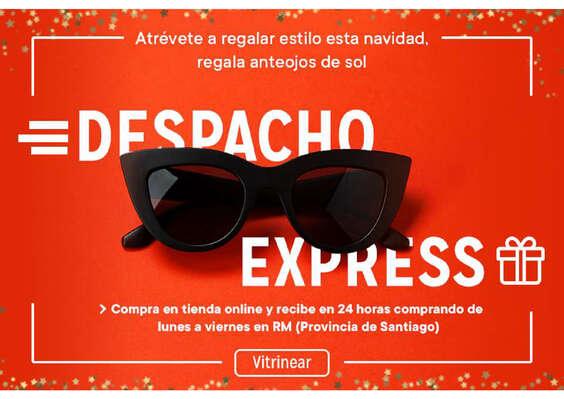 Ofertas de Rotter y Krauss, Despacho express